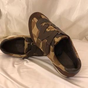 Coach Shoes - Kayra Coach Velcro Shoes